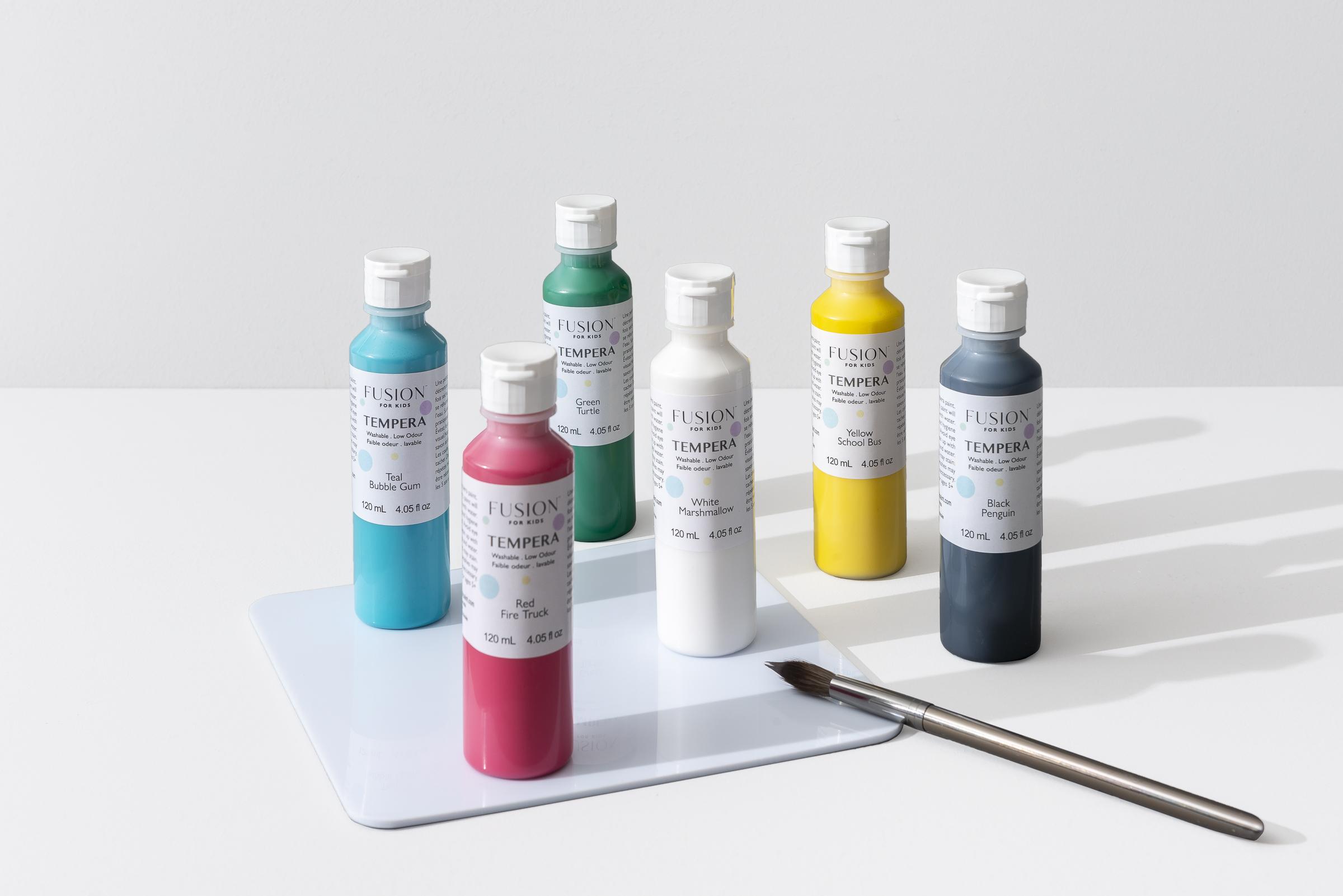 6 kids colours