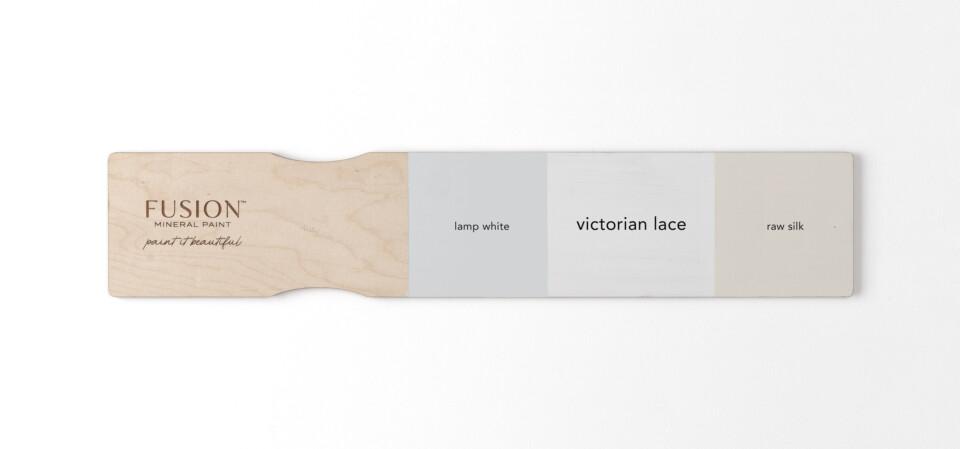 Fusion Mineral Paint - Victoria Lace - Raggedy Bits | www.raggedy-bits.com