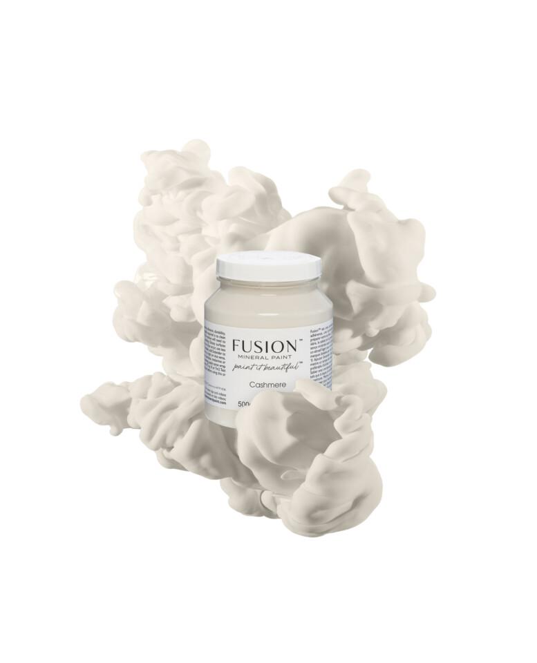 Cashmere Fusion Mineral Paint Furniture Paint off white neutral white paint color