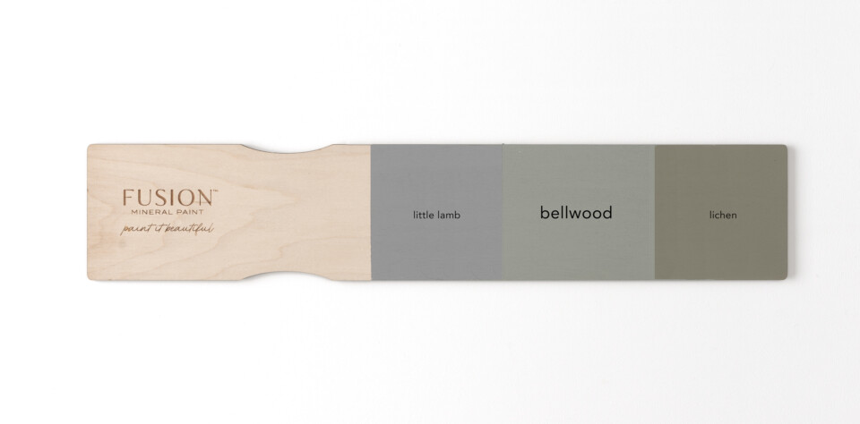 Colour Comparison Bellwood