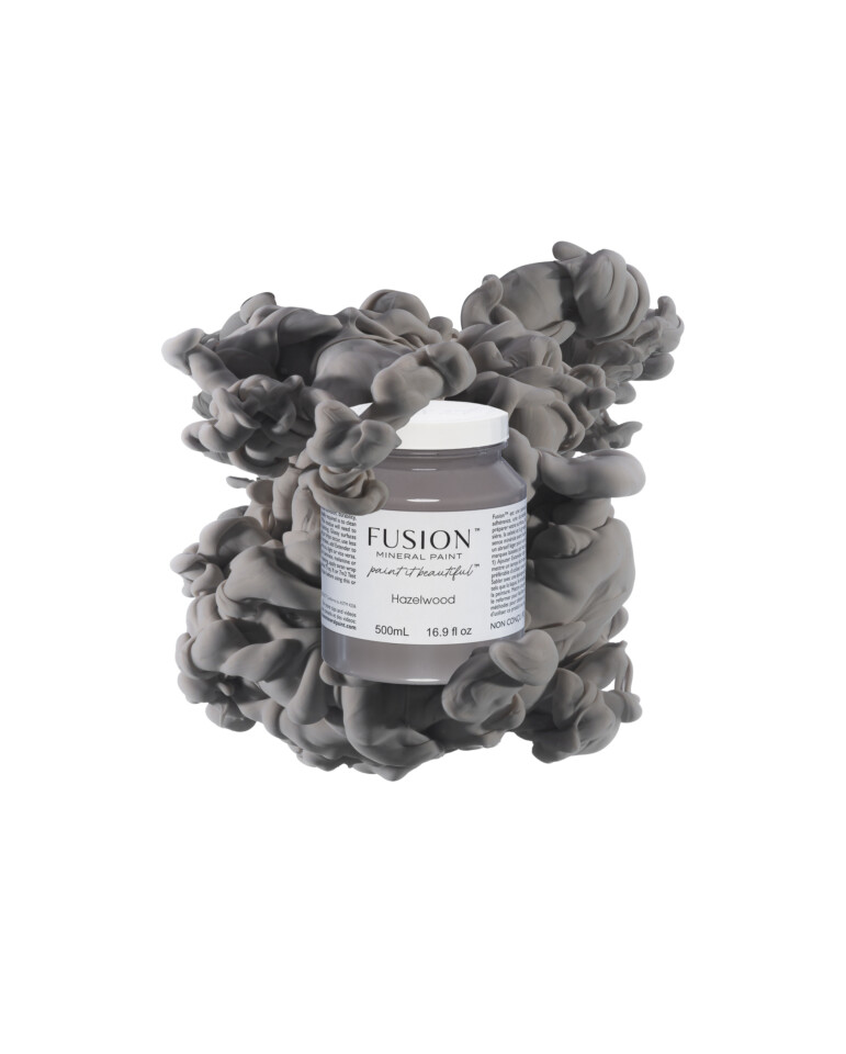 Hazelwood Fusion Mineral Paint Furniture Paint taupe brown grey