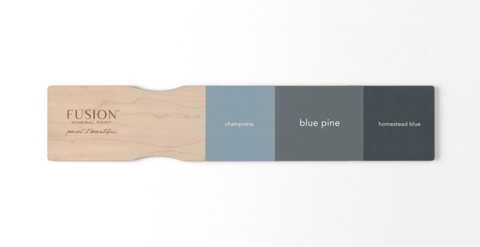 Blue Pine Fusion Mineral Paint