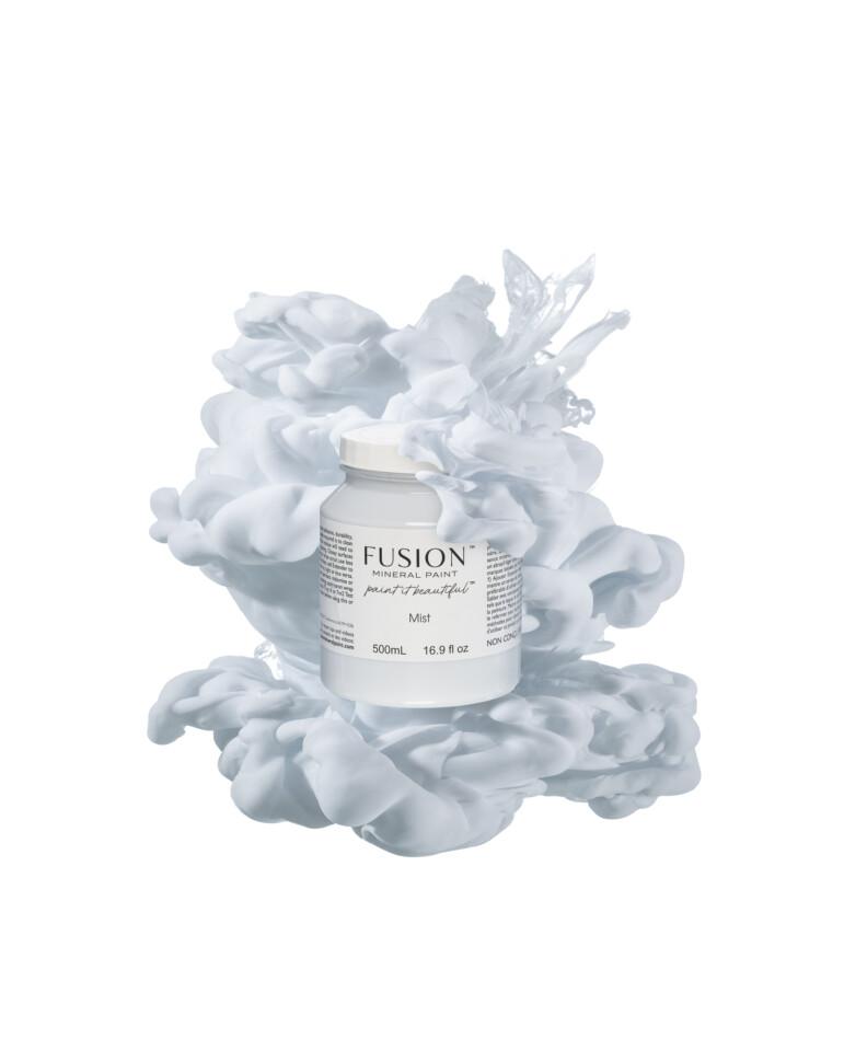 Mist Fusion Mineral Paint Furniture Paint light periwinkle purple soft blue