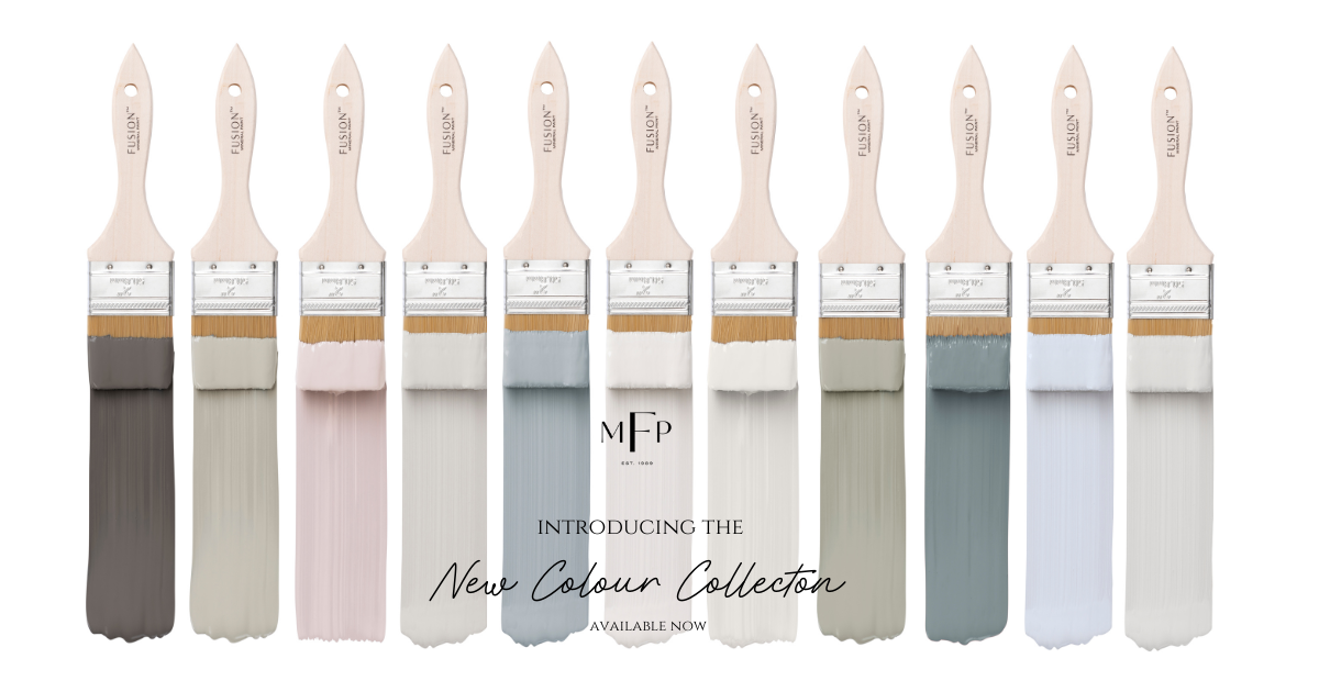 New Colours Fusion Mineral Paint